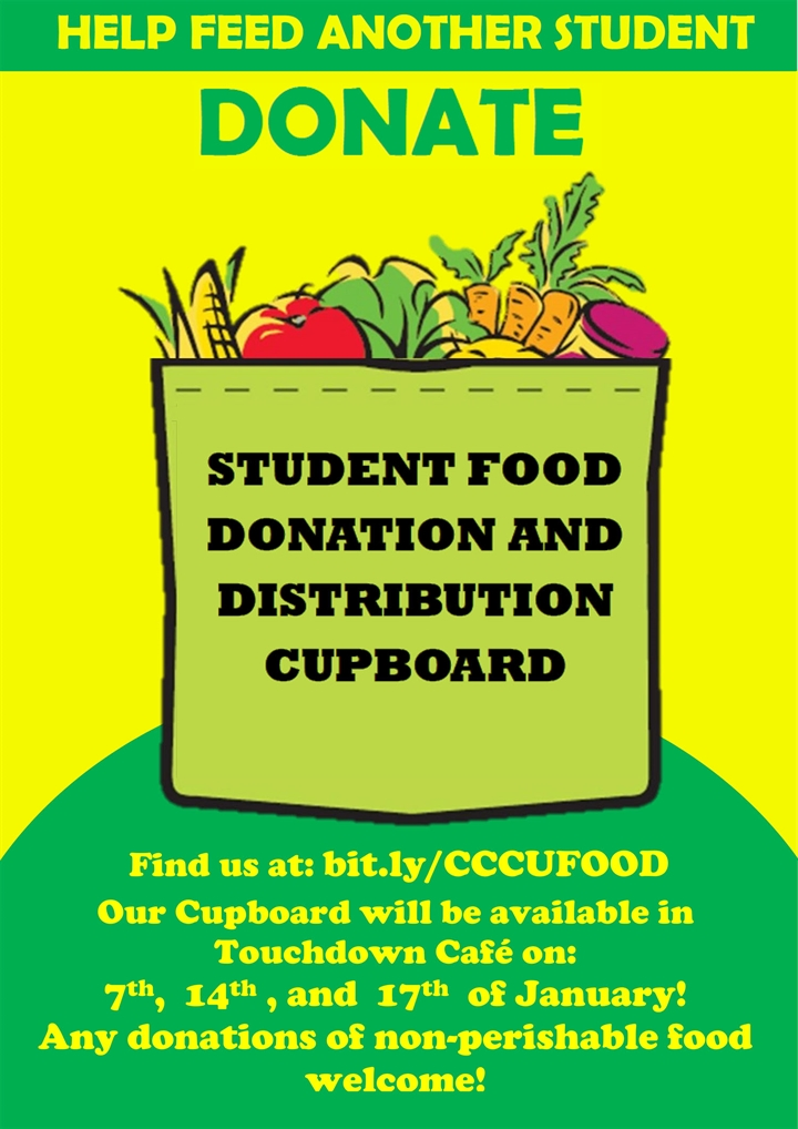 Student Food Bank Donation