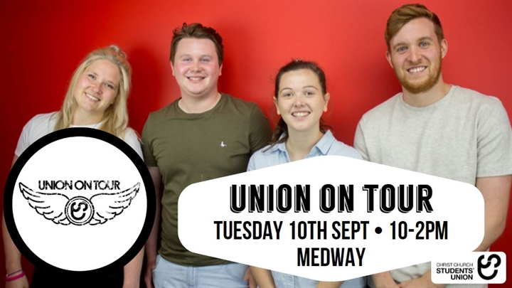 Union on Tour- Medway